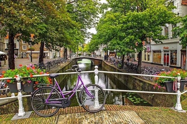 International Moving Company to Holland