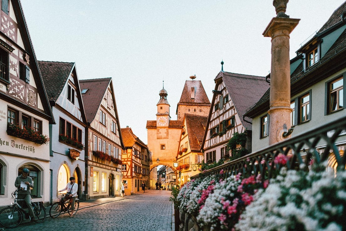 Moving Company to Germany From USA