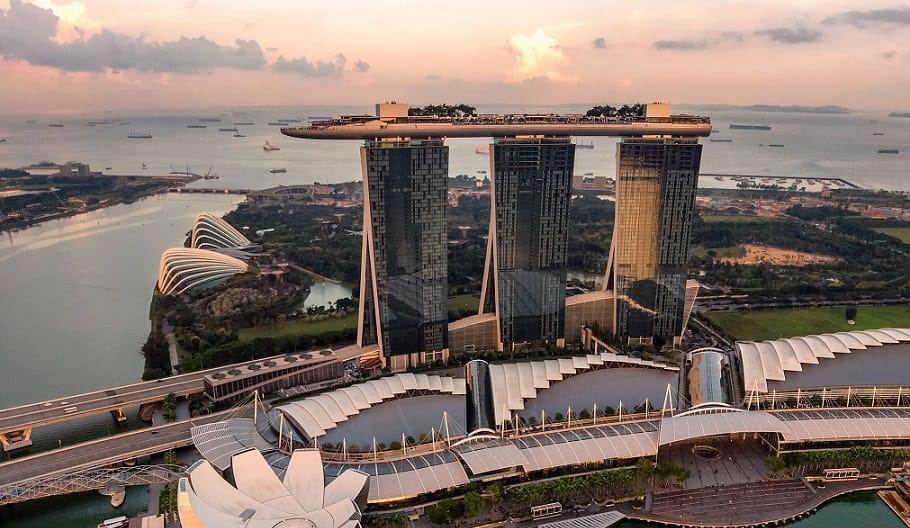 International Moving Company to Singapore