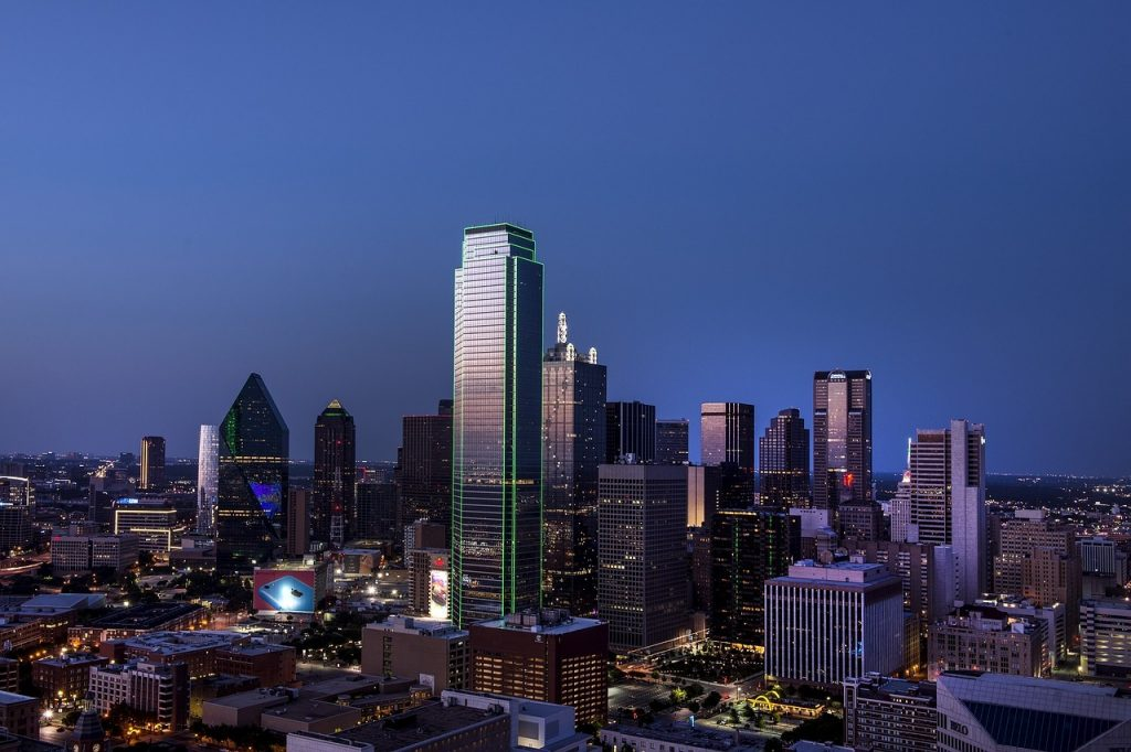 International Movers Dallas