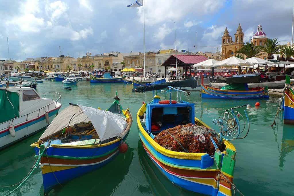 International Moving to Malta