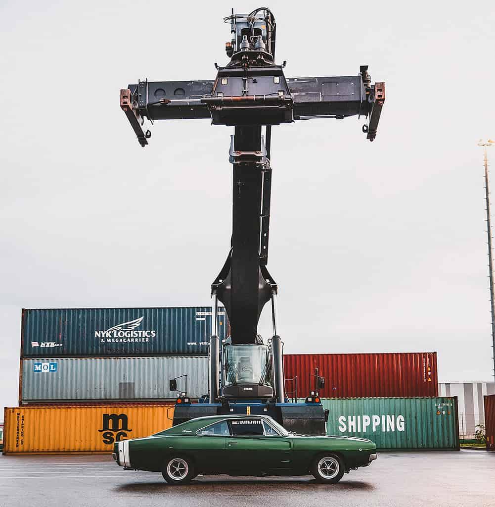 Ship a Car Internationally or Overseas